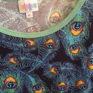 Lularoe Women's Irma XL Shirt Like New